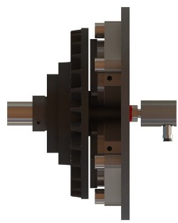 Pneumatic Singel Coupling/clutches